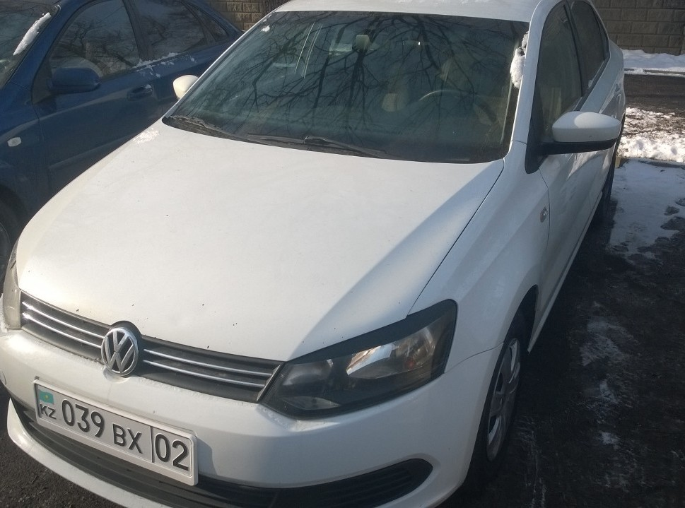 "<span style=""font-weight: bold;"">Volkswagen Polo 2013 </span><span style=""font-weight: bold;"">Автомобиль сдан в Аренду!&nbsp;</span>"