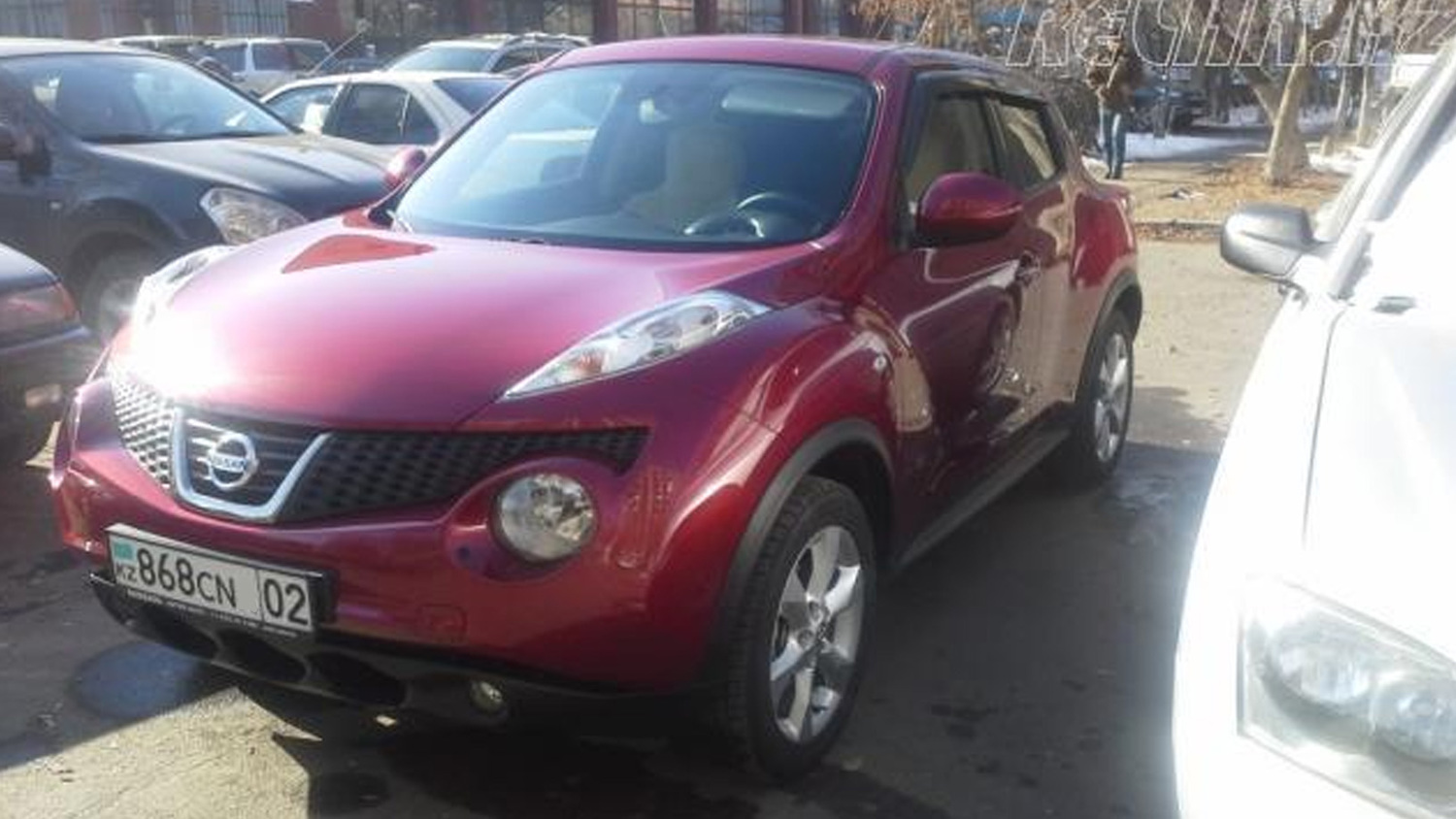 "<span style=""font-weight: bold;"">Nissan Juke</span>"