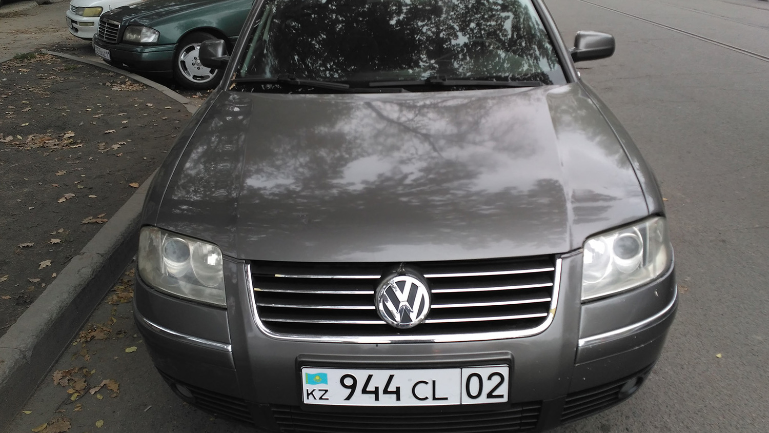 "<span style=""font-weight: bold;"">VW Passat</span>"