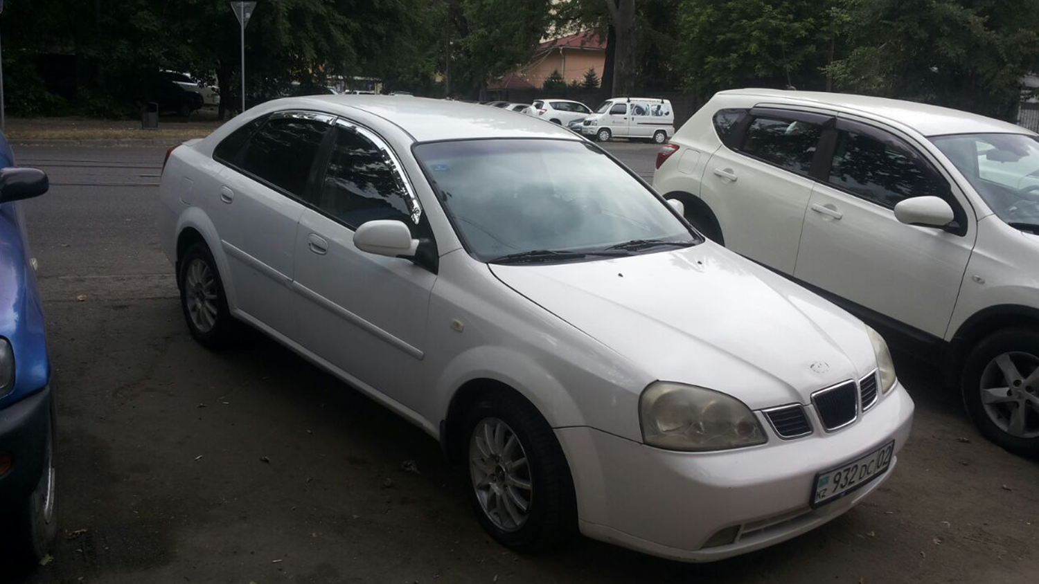 "<span style=""font-weight: bold;"">Daewoo Lacetti</span>"