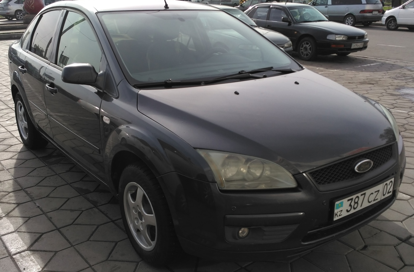 "<span style=""font-weight: bold;"">Ford Focus 2007 год. Сдан в Аренду</span>!&nbsp;"